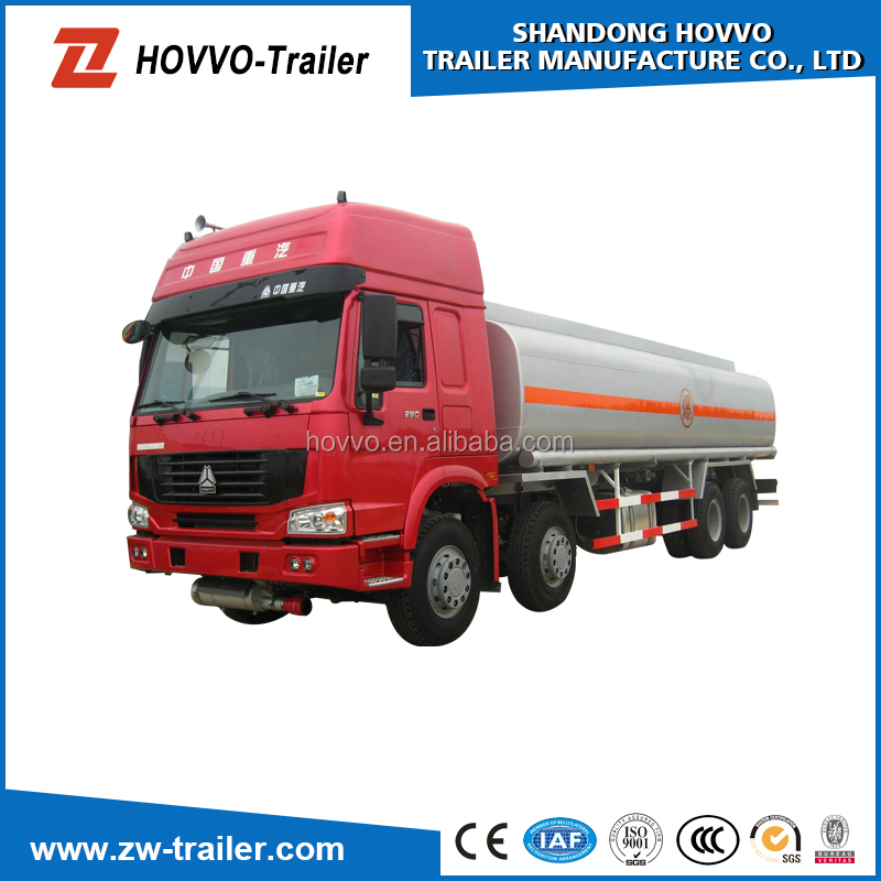 10 wheel tank truck 15001 - 30000L Tank Volume and Aero Oil Storage Aircraft refueling truck