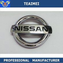 Custom ABS Alloy Chrome Car Front Grill Badges Emblems