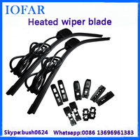 China factory hot sale car heated wiper blade