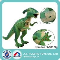 battery operated moving parasaurolophus dinosaur model for kids