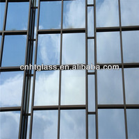 3mm-10mm high quality clear/colored low e tempered glass