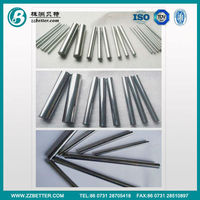 Cemented Carbide Rods For Mining And