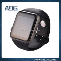 2016 New Bluetooth cheap oem Android MTK G868 android smart watch for android mobile