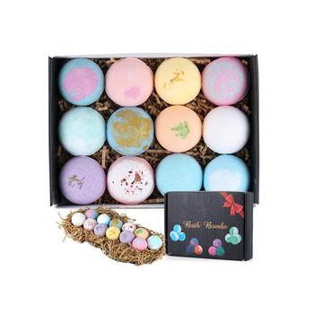 Priavte Label Natural Organic Bath Bomb Set