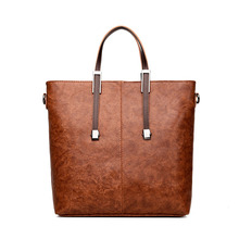 OEM Factory Tote Bag Style And Women Gender Fashion Bag Ladies Handbag 2017