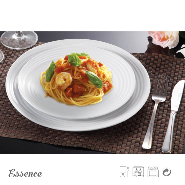 High strength factory supply dinnerware sets porcelain