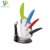 Colorful 4pcs Ceramic Fruit Knife Set with Cheaper Price for Sales