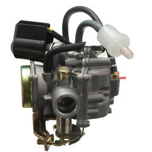 Carburetor GY6 50cc Scooter Moped For Qingqi QM50QT Vento Baotian