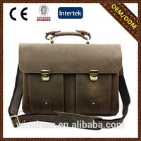 Top Selling best mens leather briefcase with great price