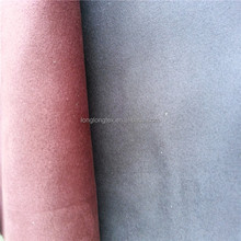 75D*225D 100% polyeaster suede fabric 140GSM