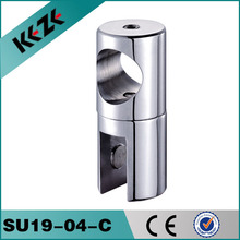 SU19-04 European style shower glass fitting with high grade brass