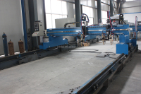 Plasma Cnc Steel Profile/Plate Cutting Machine Jinan