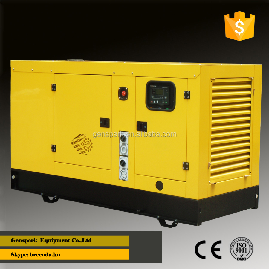 2017 Design!! 50Hz 3phase Chinese Power Diesel Generator 50 KW Price 380V