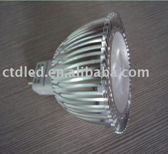 6W LED Spotlight MR16 12V