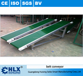 Made In Guangdong Food Grade Mobile Phone Assembly Cleated Medium Duty Slider Bed Belt Conveyor