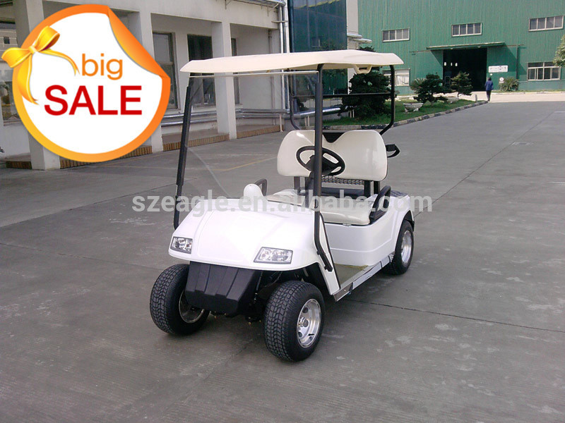 Factory supply luxury new Condition ce approved cheap golf cart