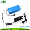 High quality 12v 20ah 10Ah lithium ion battery pack for e-bike e-scooter