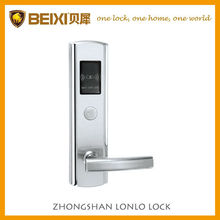 Lock management system hotel door security lock for 4 star hotels