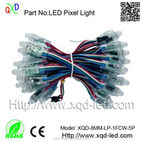 Waterproof IP68 LED Pixe 12mm LED Pixe LED Pixel Light