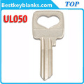 E 122 Replacement Blank House key UL050 Love style Suppliers in China