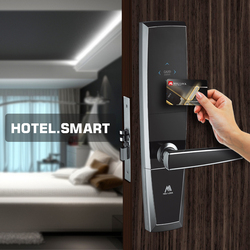 2018 Hot Wholesale Best Professional Custom LOGO Access Recognition nfc multi hotel room battery operated electronic locks doors