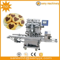 Durable new coming mixing making pineapple cake machine