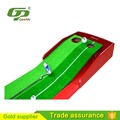Indoor golf equipment golf putting trainer