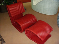 folding deck chair/massage couch/couch roll