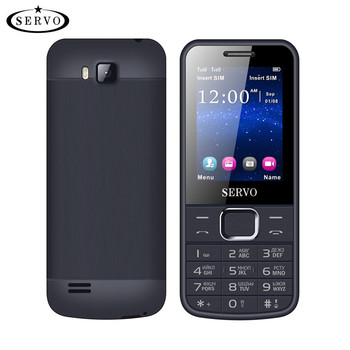 SERVO 225 2.4 inch dual sim cheap cell phone  mobile phones