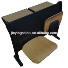Ladder classroom desk and chairs JY-8507