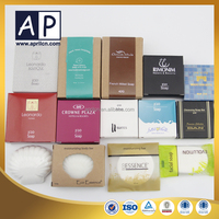 Luxury private lable soap hotel