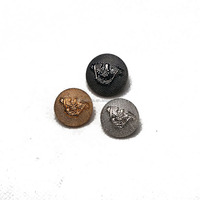 New Design Unique Style jeans Button