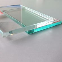 4mm 5mm 6mm 8mm 10mm toughened clear and ultra clear tempered glass with custom size