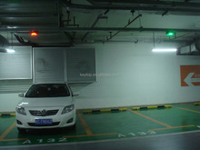 keytop video camera parking guidance and car finding system