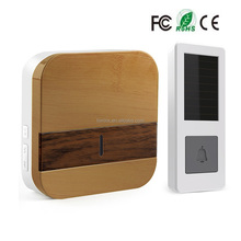 Factory wholesale B13 Plug-in doorbell wireless doorbell for the deaf with strong blue flasher LED CE ROHS 300 UK US UA EU plug
