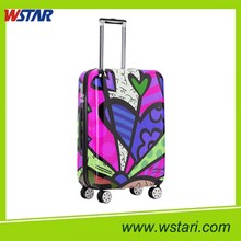 3pcs Set Hard Shell Luggage,Stock ABS Trolley Suitcase Factory Price