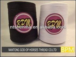 Designer customize dyed tube uv resistant sewing thread
