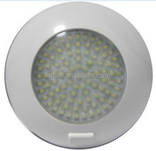5w LED interior ceiling dome light for motor homes 5w led caravans interior light 6w led boat dome lamp