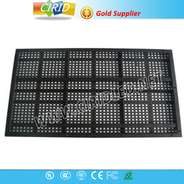 Rental transparent led display/led curtain outdoor module