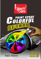 Fashionable rubber car paint top sale in 2015!!!