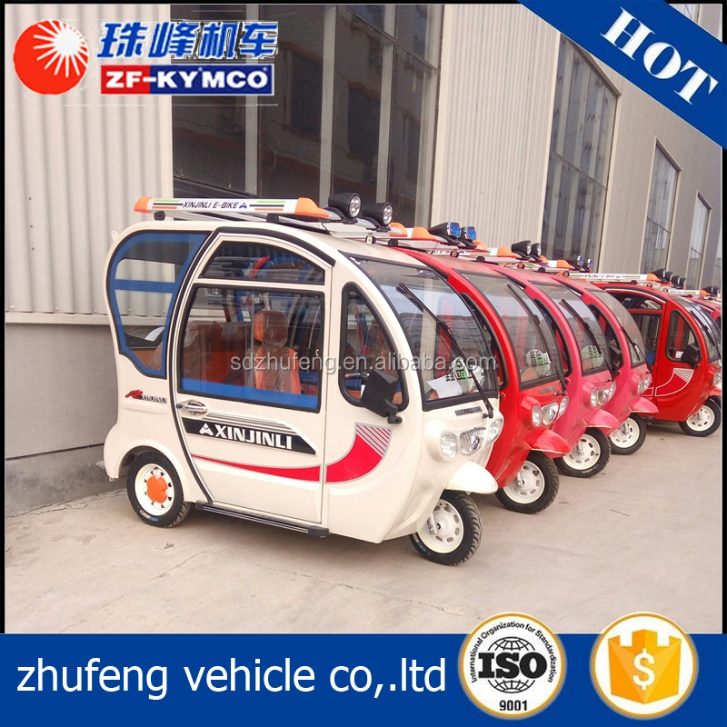 High performance tricycle 500w 48v adult 2 years