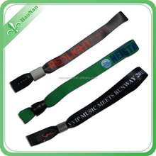 Novelty design popular festival gift promotion wristband
