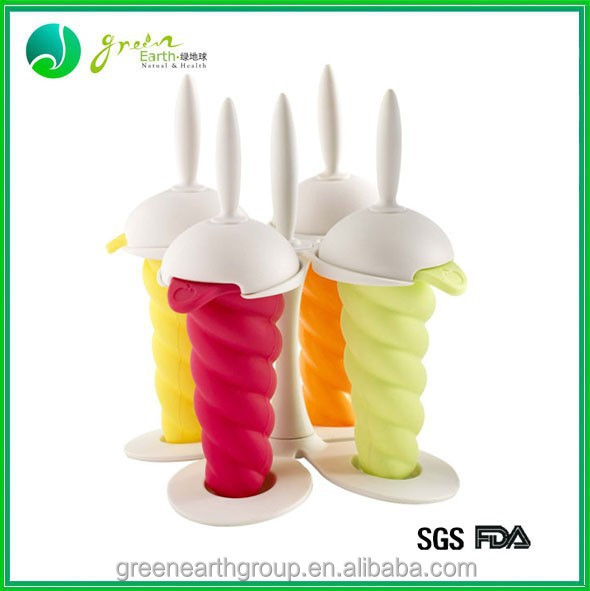2014 New design eco-friendly ice cream bar molds