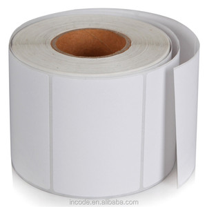 "Sticker Roll 250 4"" x 6"" Zebra 2844 Direct Thermal Shipping LABEL 250 Labels /ROLL"