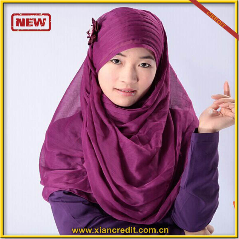 Jersey Hijab Hot Arab Hijab in ITY