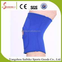 Neoprene Knee Sleeves Crossfit Weight Lifting Powerlifting Fitness Running Knee Pads Support Brace Cap Compression