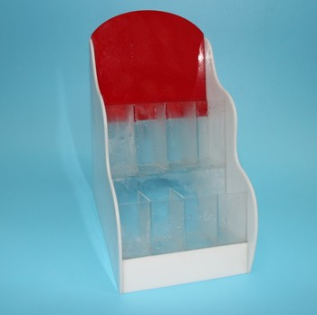 Color Acrylic Vape Pen Display Stand