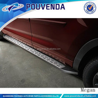 NEWEST SIDE STEP /RUNNING BOARDS FOR Toyota Highlander 2014+ 4x4 accessories