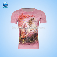 Wholesale Cheap To Customize Brand T-shirt