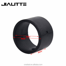 Jialitte J164 mount accessories 30mm mount gasket adjustable 25mm hunting Scope Mount ring accessories